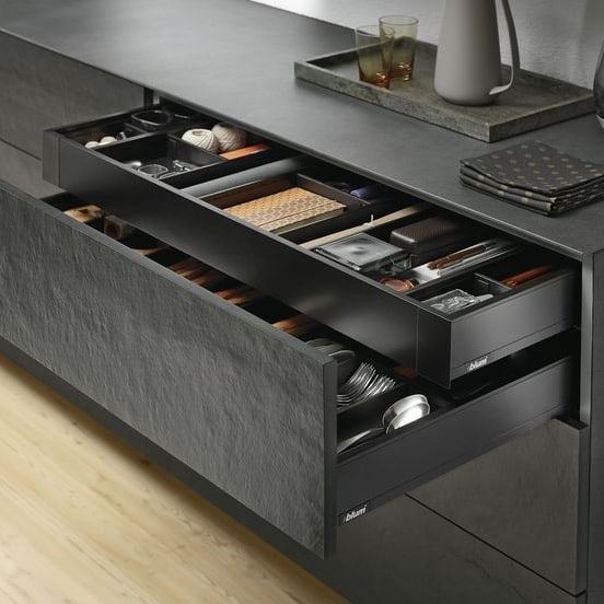 System Drawers