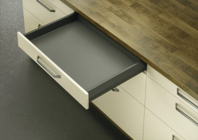 Standard Drawer Haefele Mx Grey