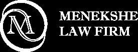 Menekshe Law Firm Logo