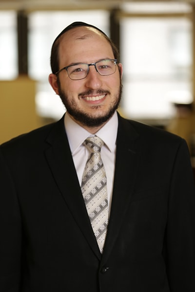 Chaim Gutwein Taxupervisor
