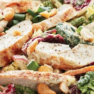 keto salad recipe chicken
