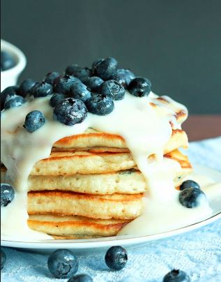 recipe low carb pancakes