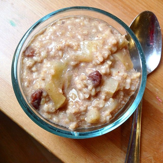 lose weight oatmeal