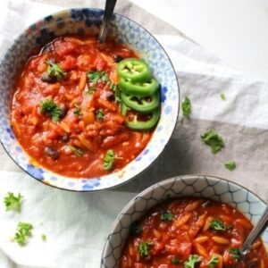 weight loss chili recipe