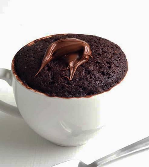 low carb mug cake recipe