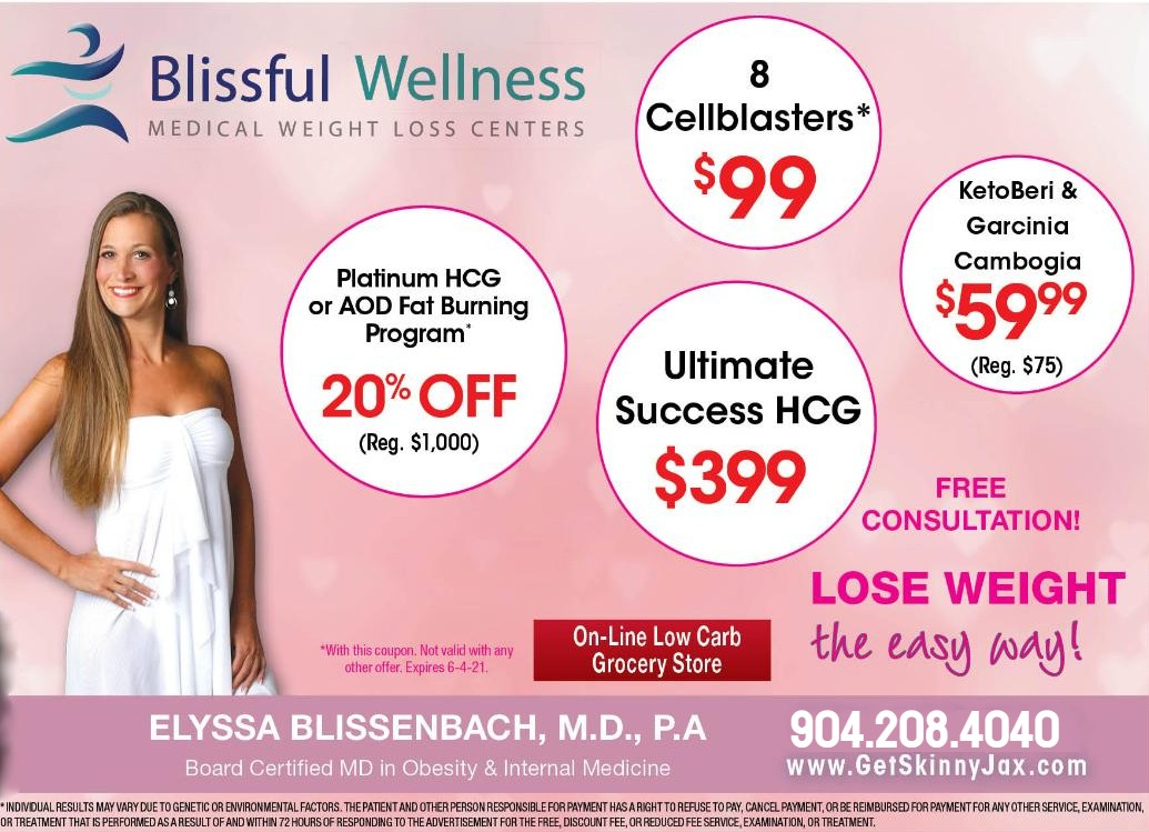 jacksonville florida medical weight loss center