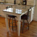 Breakfast Bar, penninsula, table