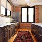 loft, contemporary, gray stain