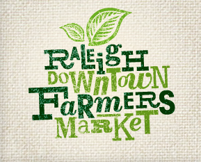 Raleigh downtown farmers' markets are the perfect way to eat healthy foods.