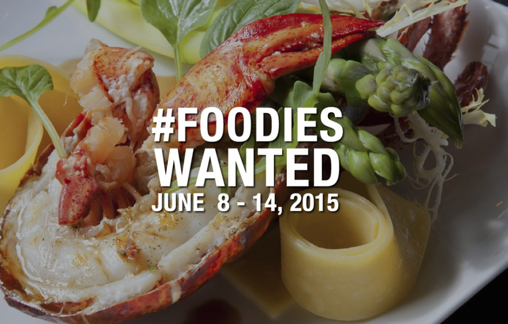 Enjoy Restaurant Week without compromising your healthy eating goals.
