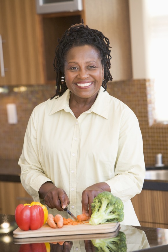 Help menopause weight loss by following a healthy diet.