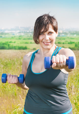 Happy=Healthy: How Fitness Improves Mood And Energy