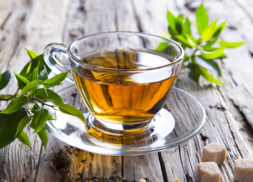 Use green tea as one of your daily nutrition supplements.