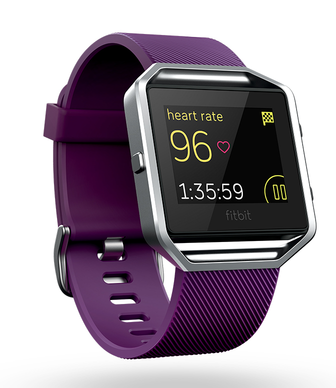 What Does The Fitbit Blaze Mean For The Future Of Fitness Trackers?