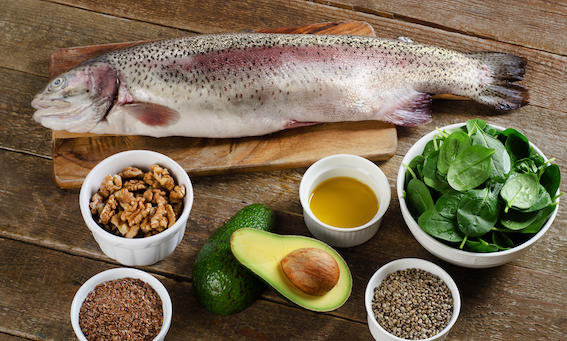 Fish Fruit And Healthy Fats Low Res