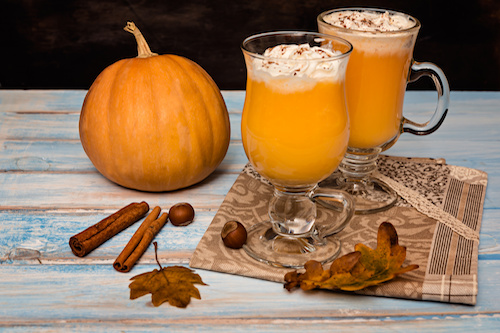 Your pumpkin spice latte doesn't have to be a diet killer - discover low fat coffee drinks and other ways to get your fix this season.