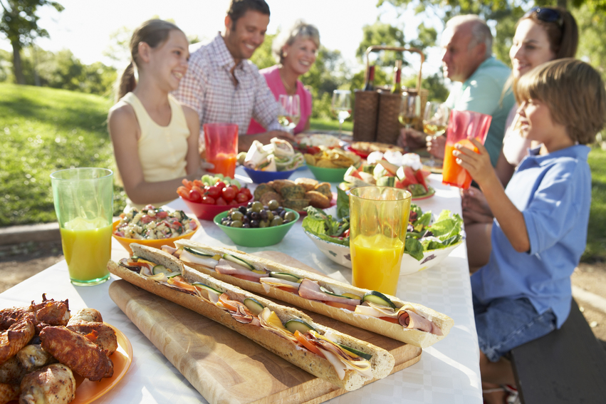 Plan For A Healthy Memorial Day Picnic