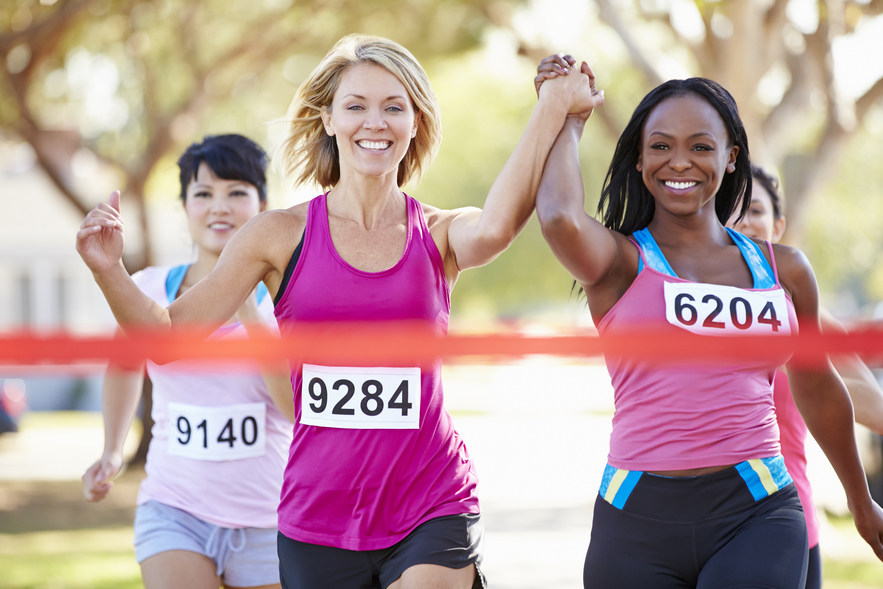 Get Off Your Couch And Get Ready For A Fun Run