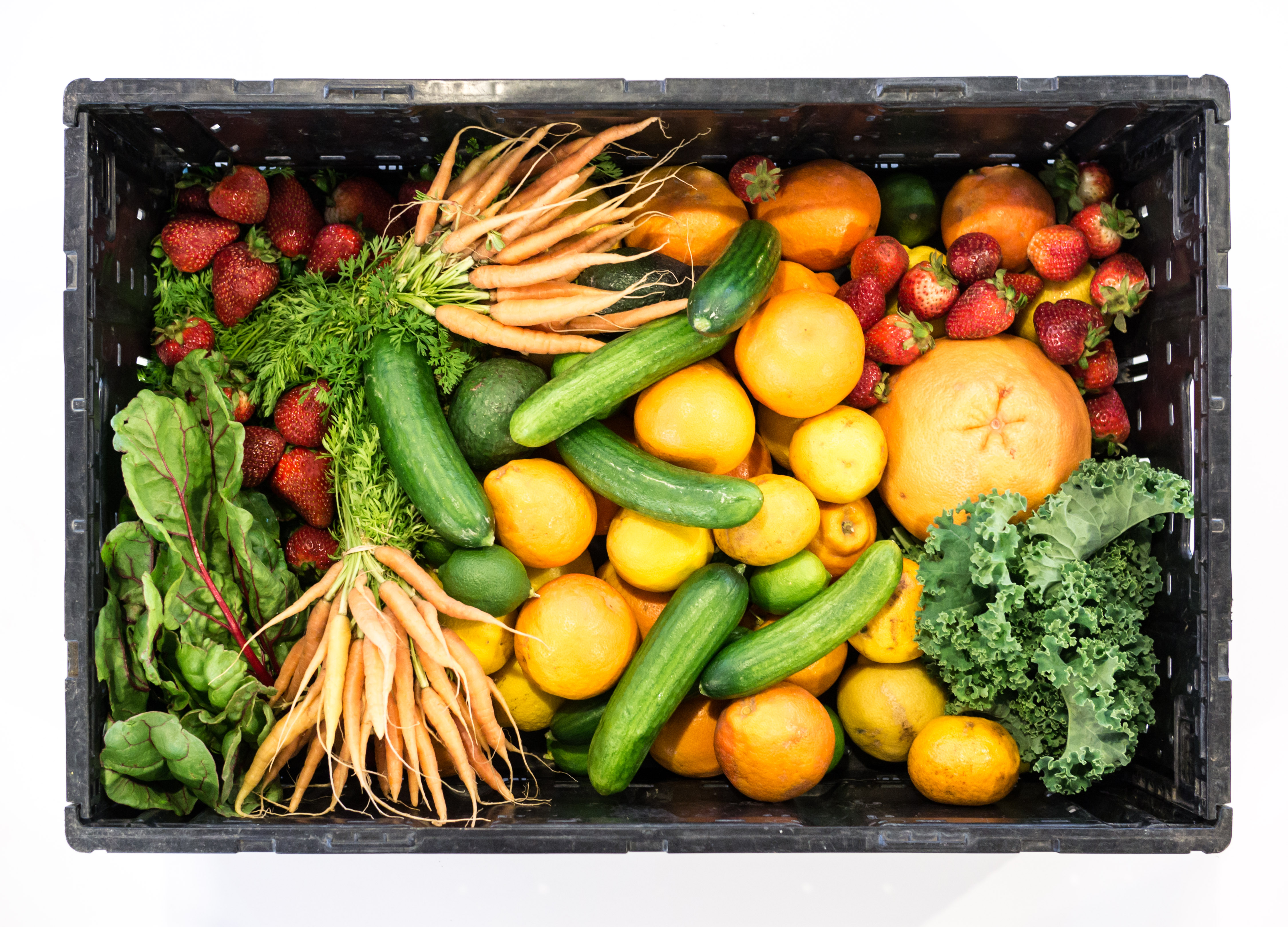 Tips To Get Your Fruits And Veggies During The Holidays