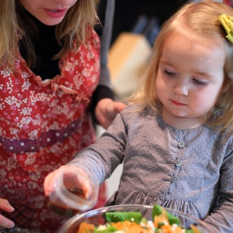 Make Your Kids Love Salad (And Yourself As Well)