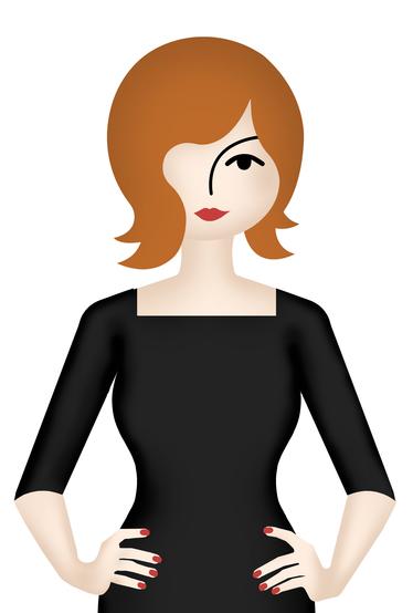 Black dress-1