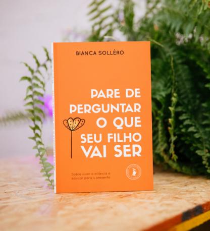 Livro de Bianca Sollero