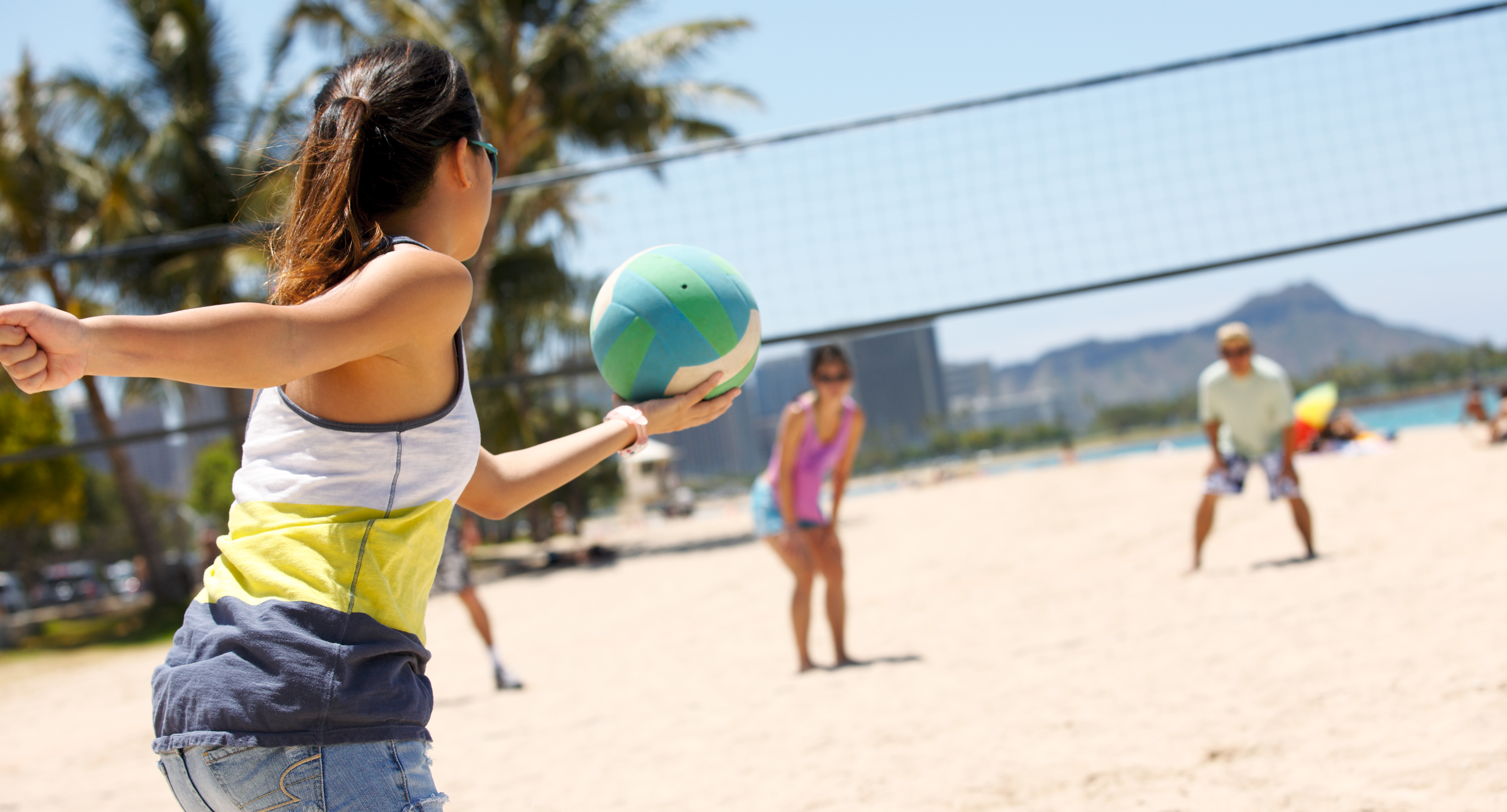 Six Ways to Stay Slim in the Summer