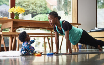 Try These Exercise Ideas for Busy People