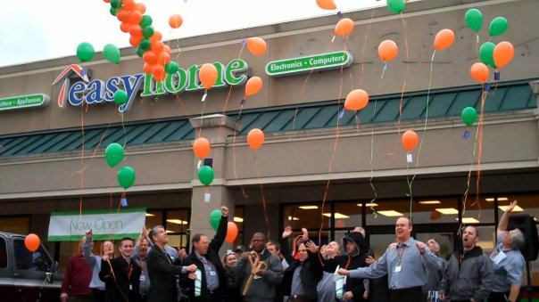 easyhome Jacksonville is now open