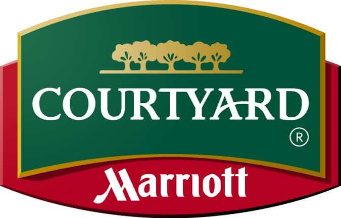 courtyard marriott logo