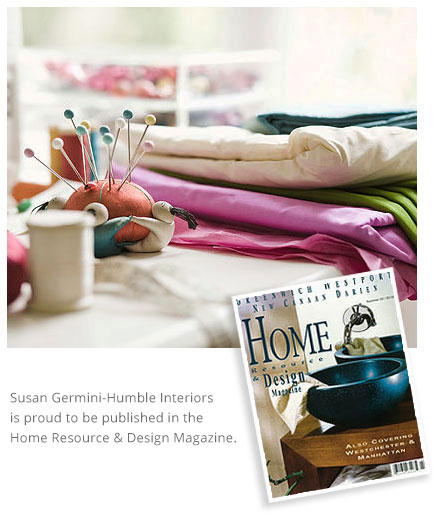 Susan Germini-Humble Interiors - Home Resource and Design