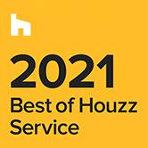 Best of Houzz Service 2021 Logo