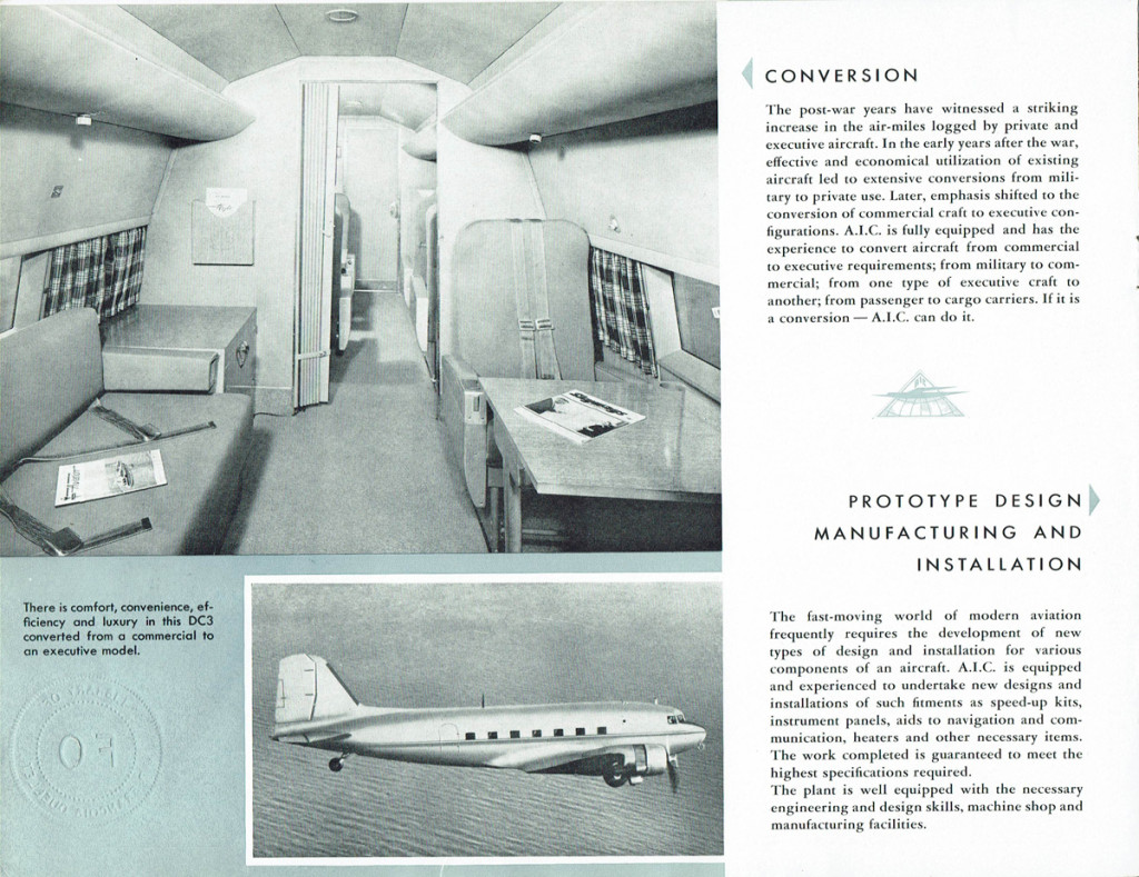 Aircraft Industries of Canada Limited page 7