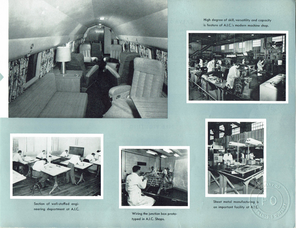 Aircraft Industries of Canada Limited page 8