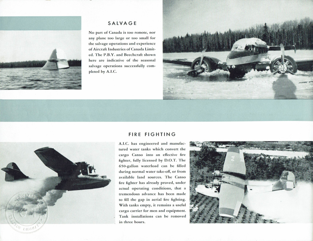 Aircraft Industries of Canada Limited page 9