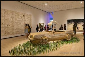 Oeuvre du Pavillon Pierre Lassonde du MNABQ en exposition le 24 juin 2016