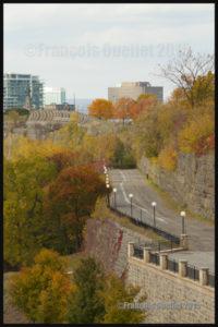 Scène d'automne à Ottawa en 2015