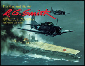 "Couverture du livre ""The Man and His Art"" de R.G. Smith"