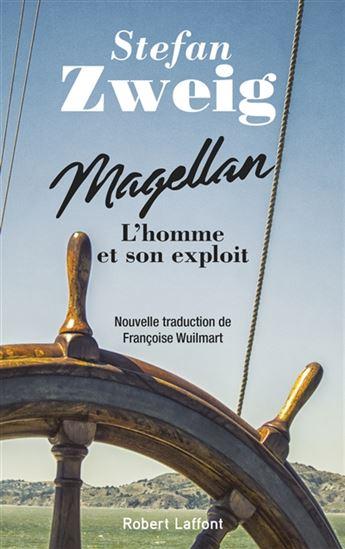 """Couverture du livre """"Magellan l'homme et son exploit"""""""