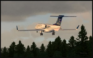 14343-Lear45-Anacortes-to-Bonners-Ferry