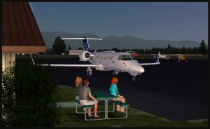 14357-Lear45-Anacortes-to-Bonners-Ferry
