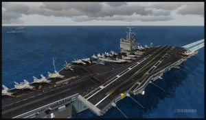 19447-The-Enterprise-aircraft-carrier-deck-with-the-Canadian-C130-FSX-web