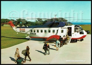 People-and-British-Airways-helicopter-on-Isles-of-Scilly-on-aviation-postcard-web