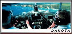 Les gens et l'aviation dans les cartes postales: Océanie