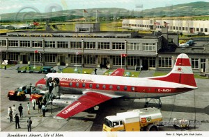 Ronaldsway-Airport-Isle-of-Man-on-aviation-postcard