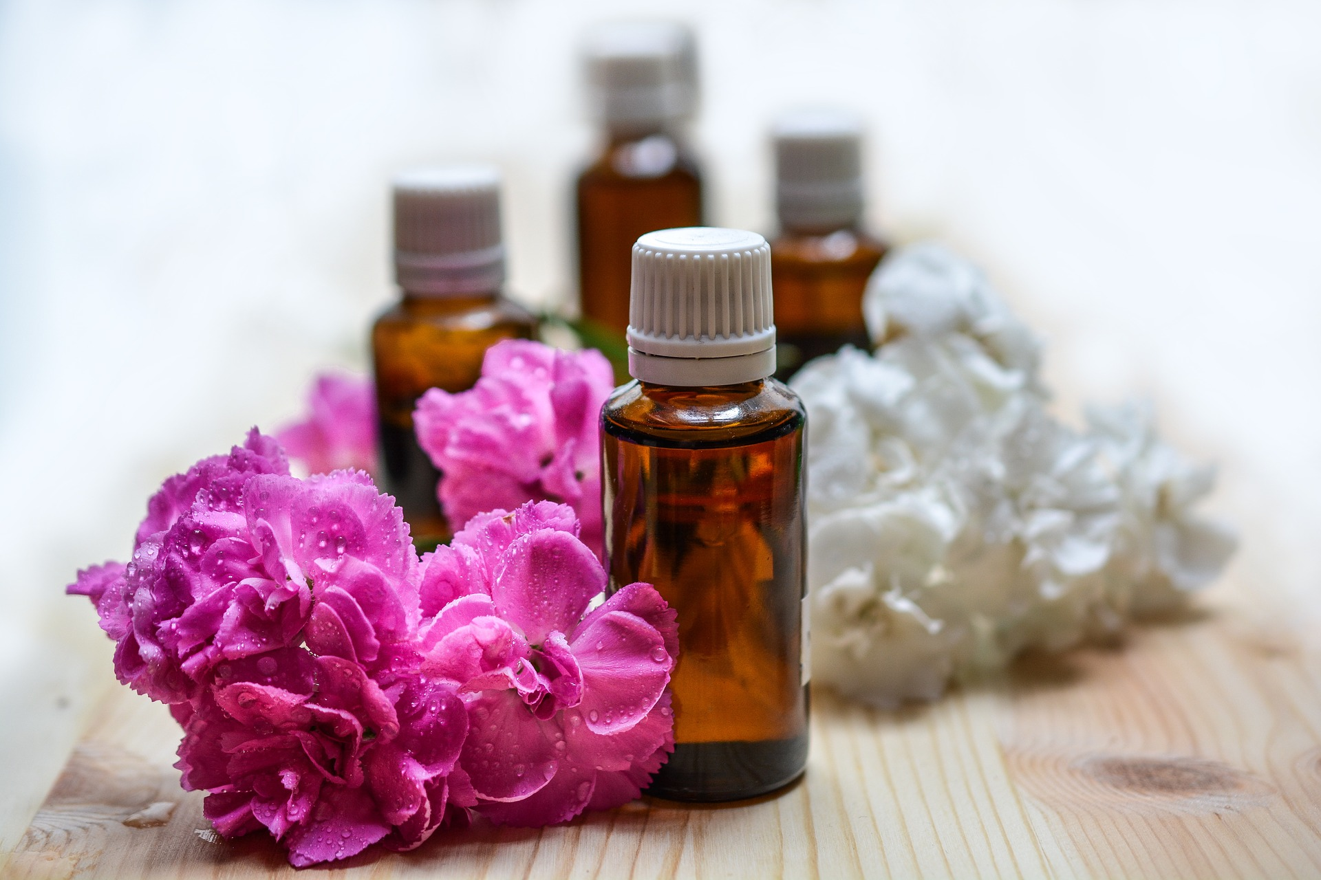 Quick Reference on Essential Oils