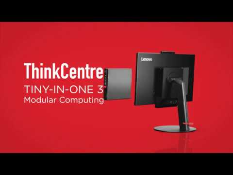 ThinkCentre Tiny-in-One 3 Product Tour