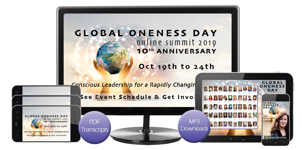 Global Oneness Day Summit 2019 Collection
