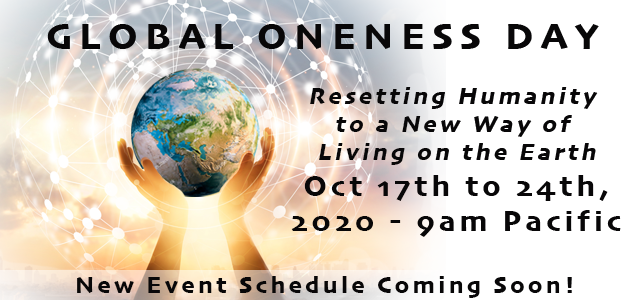 Global Oneness Day 2019
