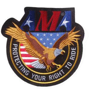 AMA Oversized Protecting Patch